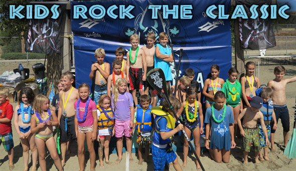 Kids, Canadian Champions rock the Classic